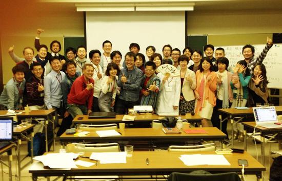 滋賀での合宿の様子 みんな楽しんでいただけました