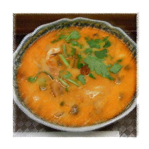 タイ料理代表トムヤムクン