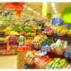 ジュースとフルーツがその日の買い物を決める-ディスプレイは重要