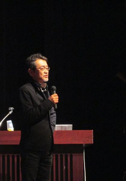 参加してくれた塾生の新庄忍さんが撮影