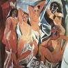 ピカソの「アヴィニョンの娘たち」を見ていて「創造力」ってなんだろうって思った