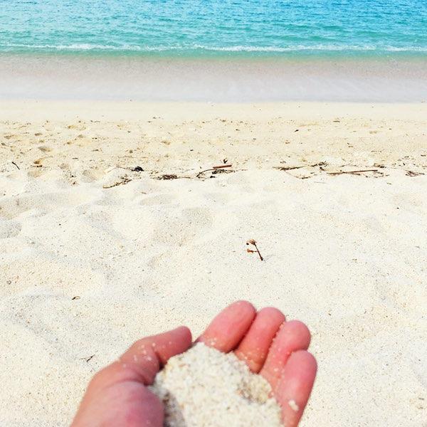 世界中の砂浜の砂粒の数って・・・