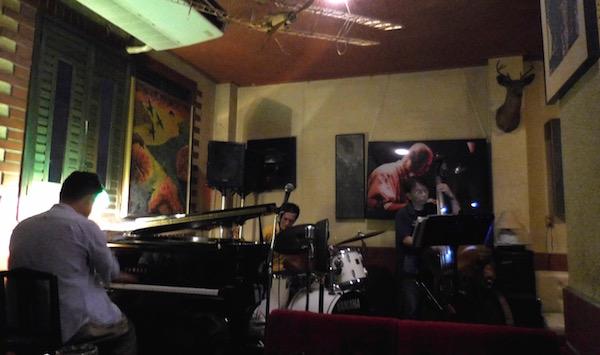 JAZZのライブは即興演奏がおもしろい