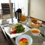 朝食のルームサービスで気づいた 価値を高める方法