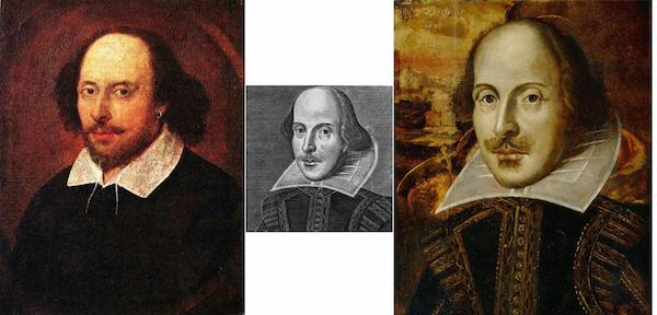 シェイクスピアの肖像画