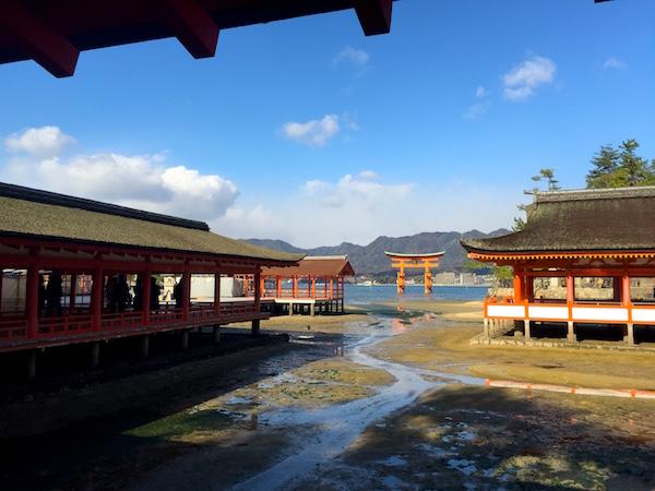 国宝「厳島神社」