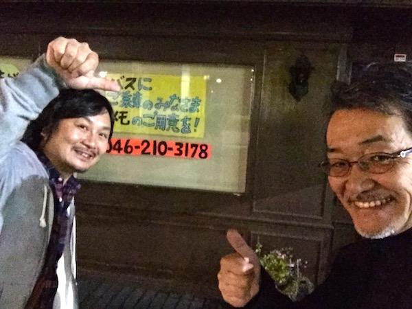 勝村大輔氏とガナーズ