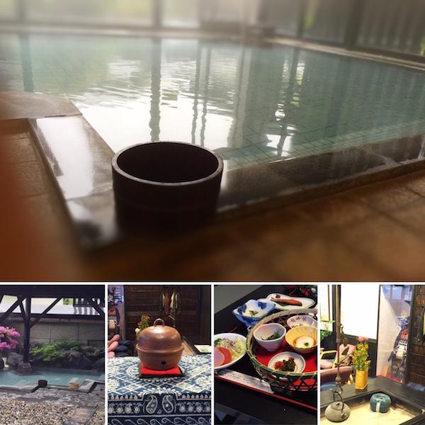 米沢小野川温泉『登府屋旅館』