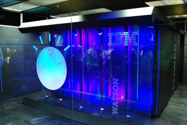 IBMのワトソン